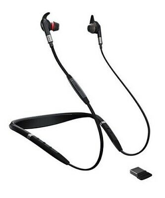 7099-823-309 - Jabra Evolve 75E MS Wireless Earbuds & Link