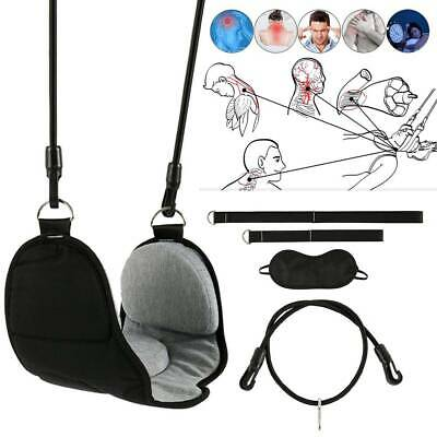 Portable Hammock for Neck Headaches Cervical Traction Device Tension Pain Relief