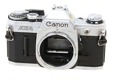 CANON AE-1 SLR Camera Body Only  - D31