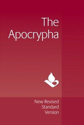 The Apocrypha: New Revised Standard Version (Bible Nrsv) (Hardcover)