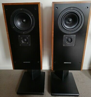 KEF 103/3 Reference Speakers Great British Sound On Original Stands