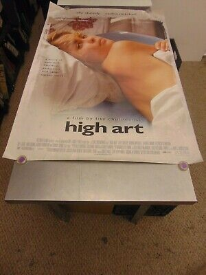 High Art 1998 Ally Sheedy Patricia Clarkson Lgbtq Movie Poster N6714