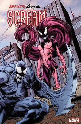Absolute Carnage Scream #1 | Main 2nd Print | Marvel Comics NM 2019