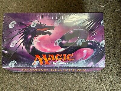 Magic The Gathering Iconic Masters Booster Box (Sealed)