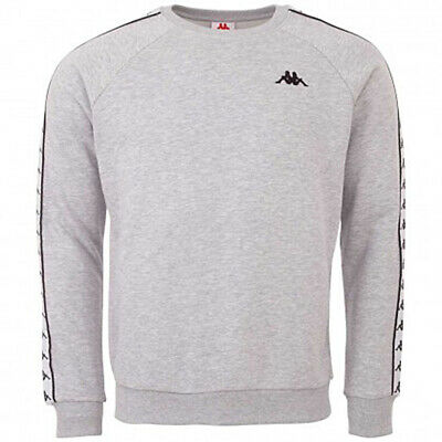 Kappa Faddei Rn Men's Sweatshirt Grey 306016