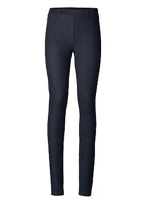 Neu Leggings in Twill-Optik, 945730 Dunkelblau 32/34