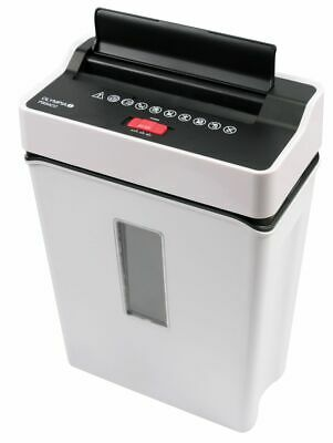 Olympia Paper Shredder Shredder Cut Particles Ps 54 cc White