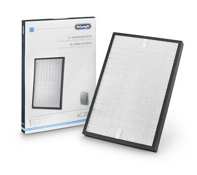 Delonghi Kit HEPA Filter 0.3 Micron + Activated Carbon Air Purifier ac230
