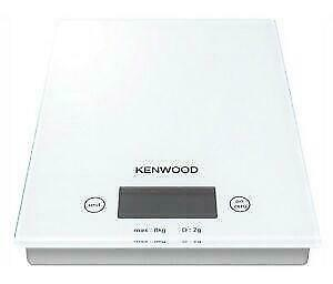 Kenwood Electronic Scale Kitchen Food Weighs ds401 White 8kg Warranty