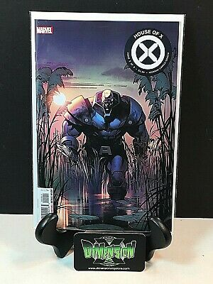 HOUSE OF X  #5 OF 6 COVER A MARVEL COMIC BOOK  2019 1st Print NM
