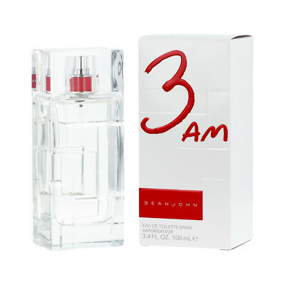 Sean John 3 am Eau De Toilette EDT 100 ml (man)