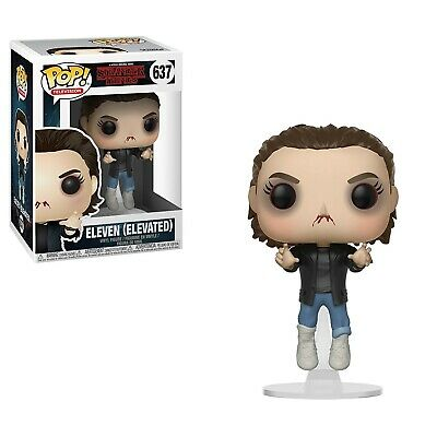 Funko - POP TV: Stranger Things S2 W5- Eleven Elevated Brand New In Box