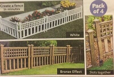 FENCE PANELS UV Polyurathane