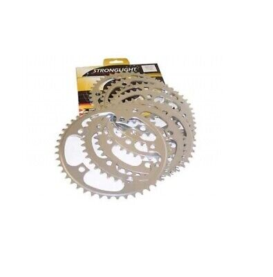 Stronglight Dural 130mm BCD Shimano Sram 8 9 10 Speed Silver Chainring 38T