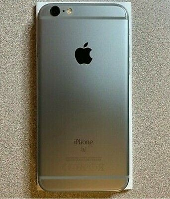 IPhone 6S 64GB Space gris