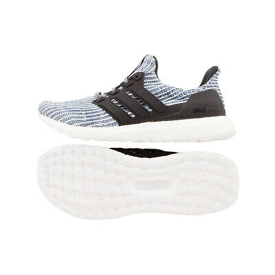 Adidas Ultraboost Parley blau grau UK 9 43 1/3 BC0248 Laufschuhe Running Shoes