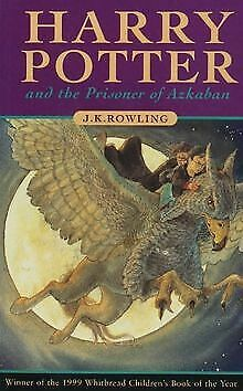Harry Potter 3 and the Prisoner of Azkaban von Rowling, ... | Buch | Zustand gut