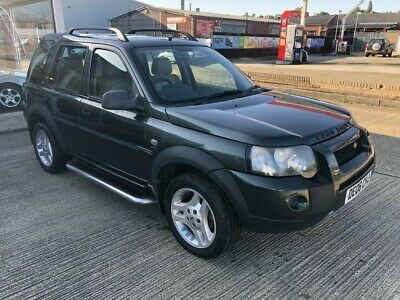 Land Rover Freelander Hse Td - 2 Owners - Service History - Good Working Order
