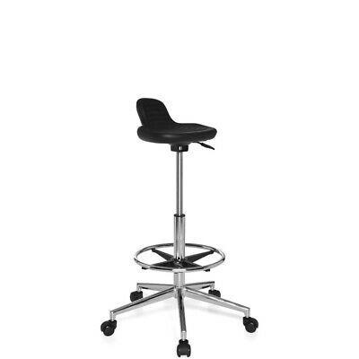 Work Chair Work Stool Task Stool extra high sit TOP WORK 03 hjh OFFICE