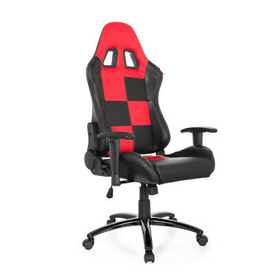 Gaming Chair Office Chair Swivel Sports Seat 80° Reclining SUZUKA II hjh OFFICE