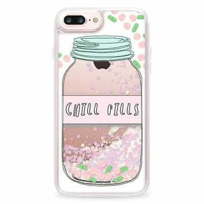 Casetify, Coque pour Apple IPHONE 7 6S 6 Glitter Coque, Chill Pills