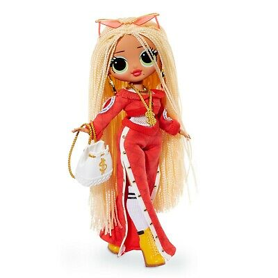 lol Surprise O.M.G Swag Fashion Doll with 20 Surprises LOL Surprise! omg