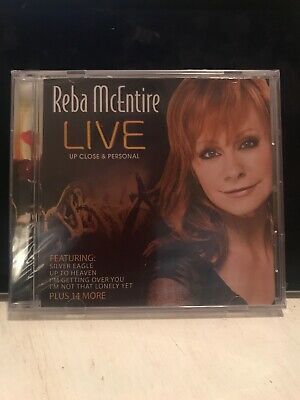 Live Upclose and Personal by Reba McEntire (CD, Jun-2013, TGG Direct)