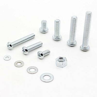 Flat Head Screws Flat Washers Spring Washers Hex Nut Stainless Steel W