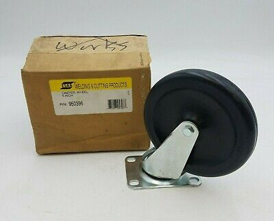 ESAB 950396 Caster Wheel 5 inch Swivel Replacement Repair Part