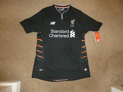 Liverpool FC Away Shirt Adult Large  NEW Official LFC Excellent Condition