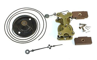 KITCHEN CLOCK MOVEMENT ALARM MECHANISM, GONG with MOUNT, HARDWARE -ZZ218