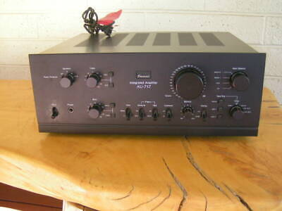 Vintage Sansui AU-717 Amplifier Intergrated Stereo NICE!