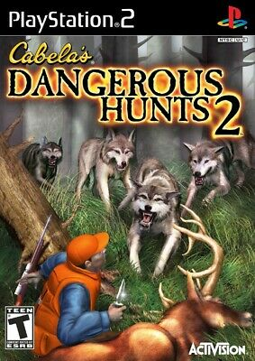 Cabela's Dangerous Hunts 2 - Playstation 2 Game