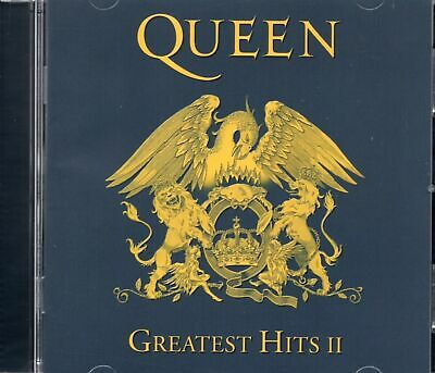 Queen - Greatest Hits Vol 2 (2011 CD) Remastered (New & Sealed)