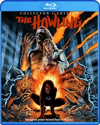 THE HOWLING New Sealed Blu-ray Collector's Edition