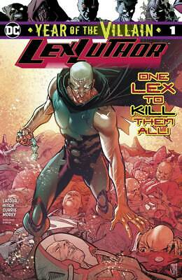 Lex Luthor Year of the Villain #1 | DC Comics NM 2019