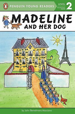 Madeline and Her Dog by John Bemelmans Marciano Children's Europe Book Paperback