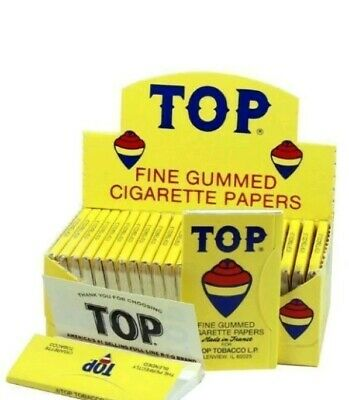 Top fine  Rolling Papers 24pack