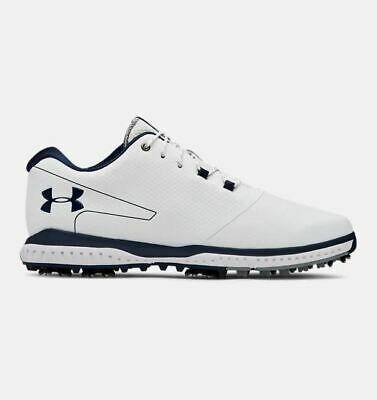 Under Armour Mens Fade RST 2 Golf Shoes - White - £54.99