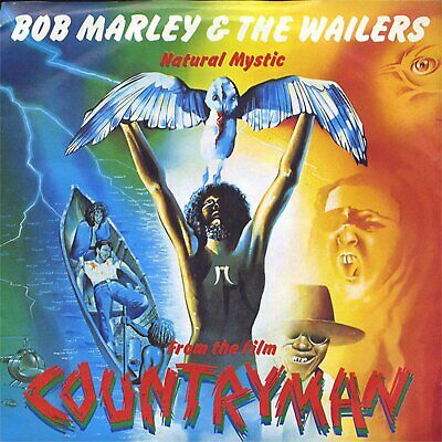"Bob Marley & The Wailers 'Natural Mystic' Uk Pressed P/S 7"" Single"