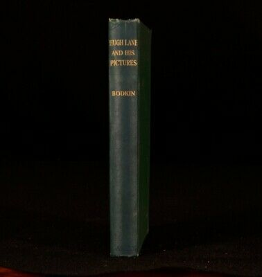 1934 Hugh Lane and his Pictures by Thomas Bodkin