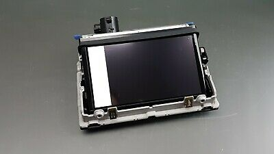Original Audi A3 8V Alpine Display Bildschirm MMI Monitor Multimedia 8V0857273F