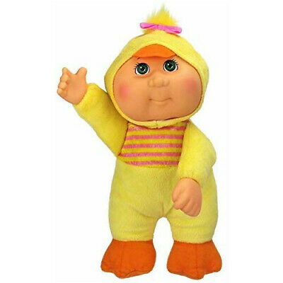 "Cabbage Patch Kids Cuties, Amelia Chick - Garden Party Collection, 9"" Baby Doll"