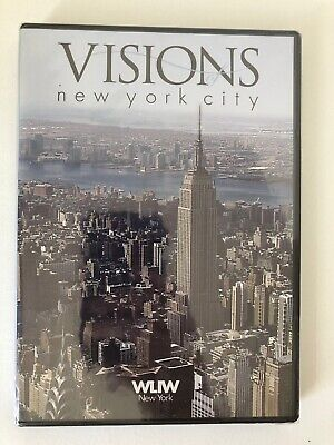 Visions of New York City Brand New Sealed Widescreen Edition DVD