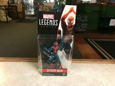 "Marvel Universe 4"" Inch 3.75 Scale Marvel Legends Series - Classic Spider-Man"