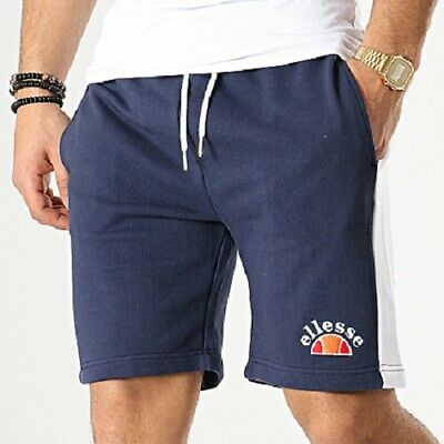 Bnwt Mens Genuine Ellesse Loop Back Inner Cairo Holiday Sample Shorts Medium