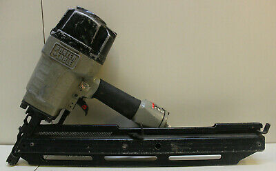 """Porter Cable FC350 2"""" - 3 1/2"""" 34 Degree Clipped Head Framing Nailer -Ships Free"""