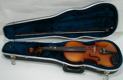 Knilling Bucharest 4KF Violin 4/4 Made in Romania Includes Bow & Case