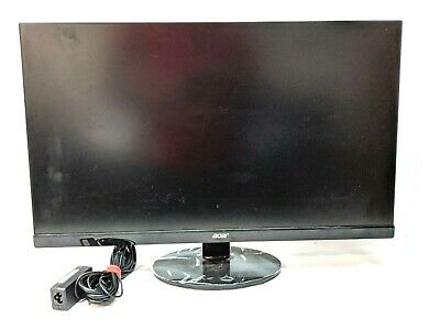 """Acer 27"""" Widescreen LED Monitor Full HD 60Hz 4ms 