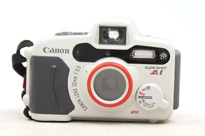 CANON Sure Shot A1 35mm Camera With Canon 32mm f/3.5 Lens  - P16